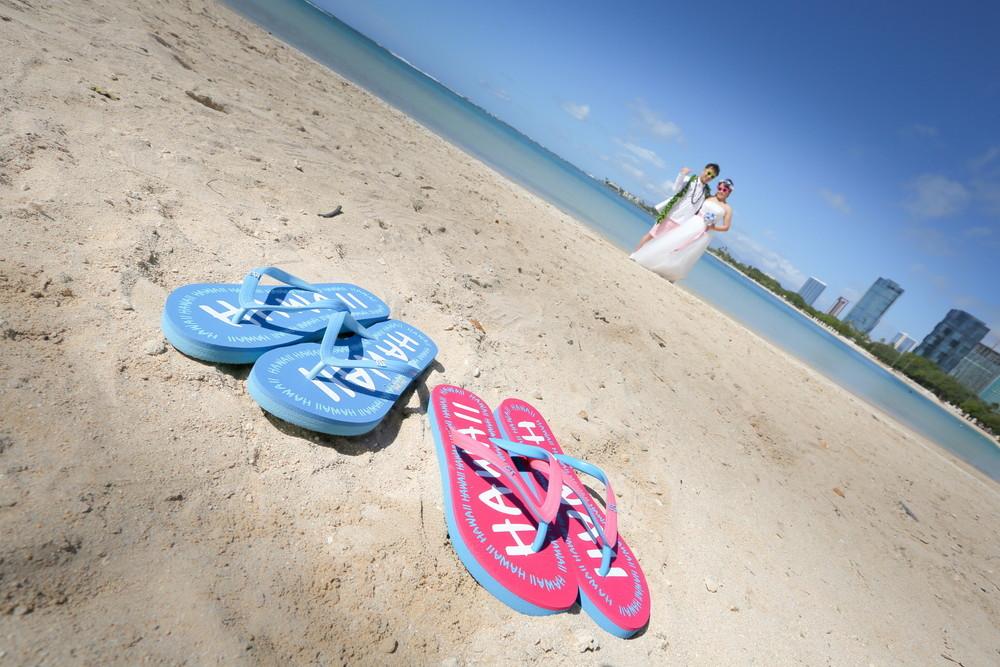 ハワイのビーチに映える可愛いアイテム